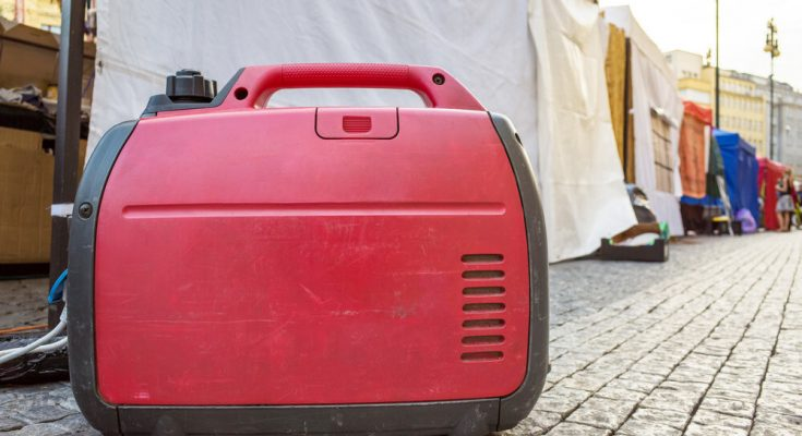How much power does a generator produce?